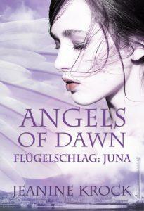 Buchcover ANGELS of DAWN Juna